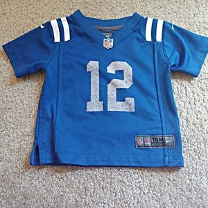 NFL Colts Andrew Luck 18m Jersey